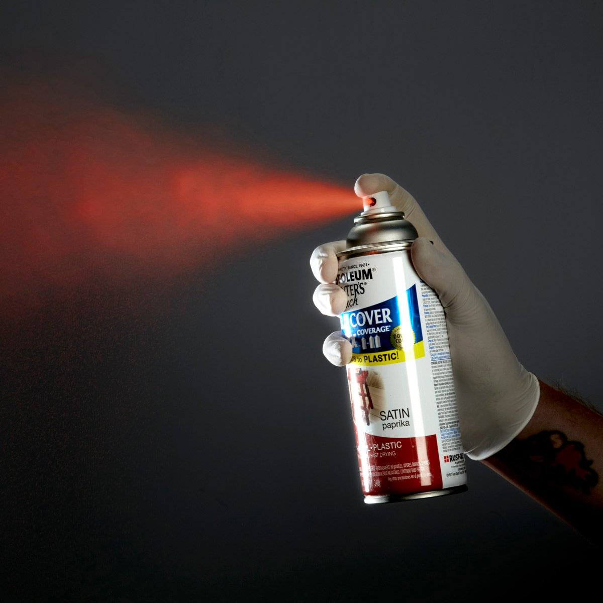 The Hazards of Spray Paint Fumes - Sentry Air Systems, Inc