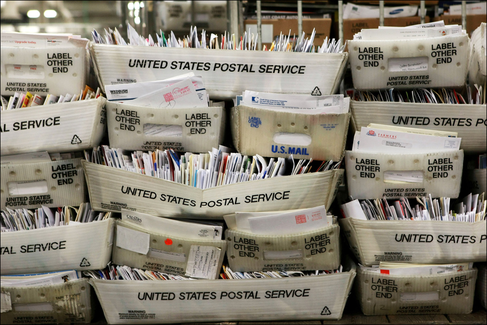 Mail Processing Safety