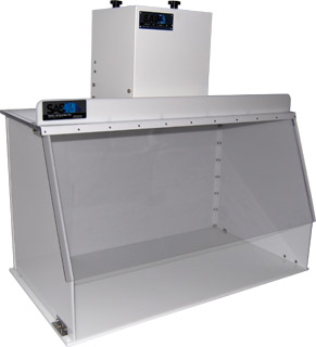 Sentry Air Model 340 Ductless Containment Hood.