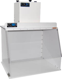 Sentry Air Model 330 Ductless Containment Hood