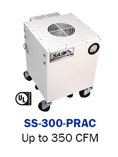 Portable Room Air Cleaner - 300 Model