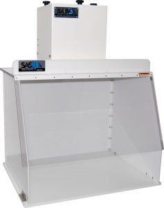 Respirable Crystalline Silica Ductless Fume hood
