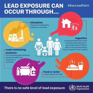 Inorganic Lead Exposure