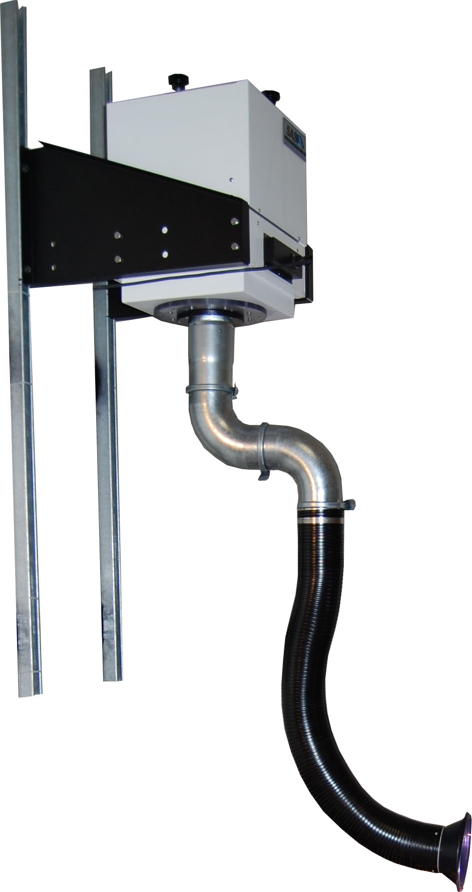 Model 300 Wall Mounted Fume Extractor for Manufacturing Cosmetics