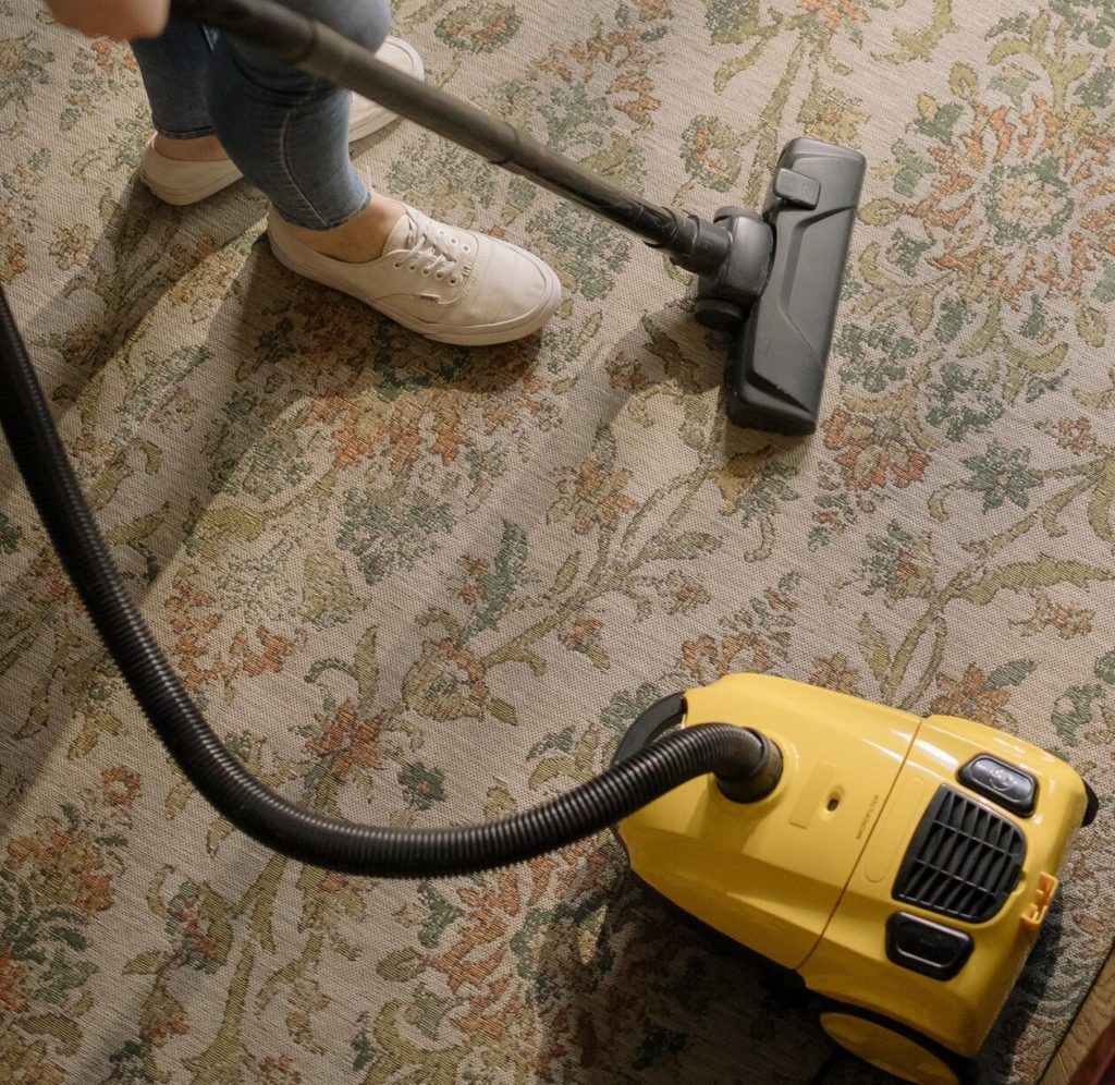 Indoor Air Quality _ Vacuum Cleaner