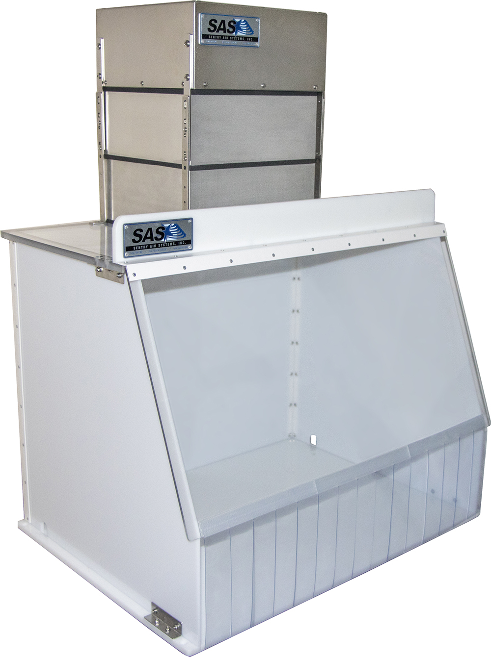 High Efficiency Compounding Hood
