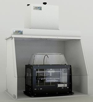 3d Printing Fumes Hazards Solutions Sentry Air Systems