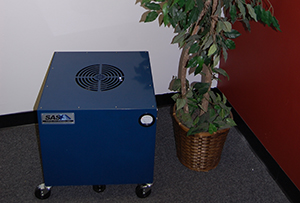 400 Series Portable Air Cleaner