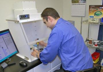 pcr machine repair