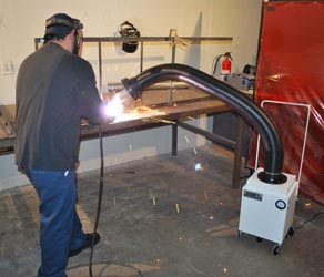 Welding Fume Extractor Portable Extractors For Fumes