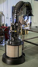 Welding Fume Extractor - Including Hexavalent Chromium