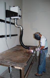 welding fume extractor - Welding Fume Extractor