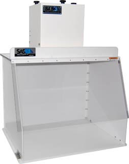 Sentry Air 30-inch wide ductless fume hood.