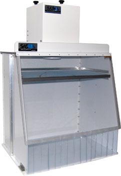 Ductless Spray Booth