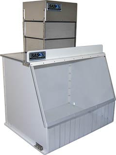 High Efficiency Powder Containment Hoods