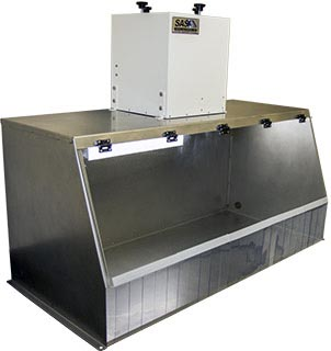 50 Stainless Steel Fume Hood
