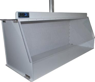 50 in Ducted Fume Hood
