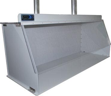 70 in Ducted Fume Hood