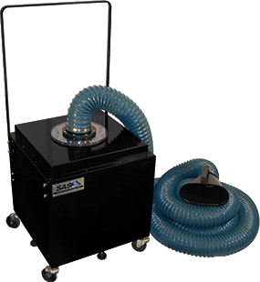 Portable Fume Extractor