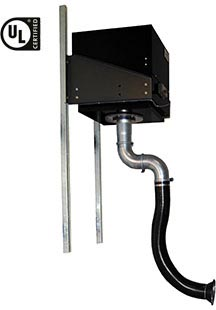 Wall Mounted Fume Extractor